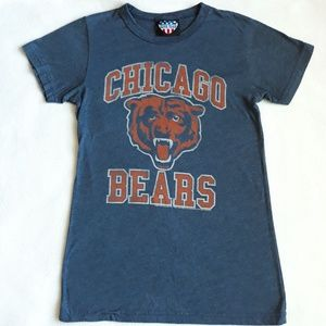 Junk Food NFL Chicago Bears Size S